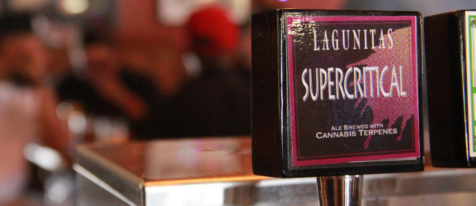 Lagunitas Brewing Co. Has Launched a Cannabis Beer
