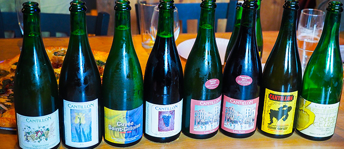 Monk's Cafe to Tap Rare Zwanze Lambic, Oct. 1