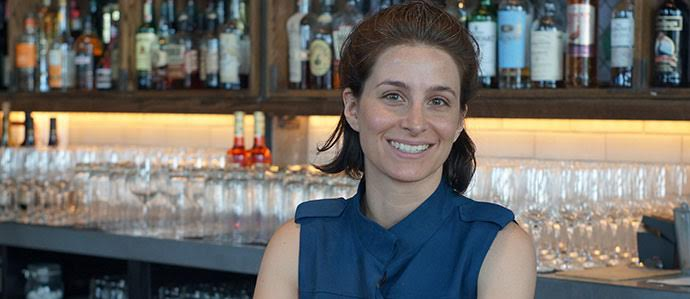 Behind the Bar: Catherine Manning of La Peg