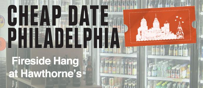 Cheap Date Idea: Fireside Beer Hang