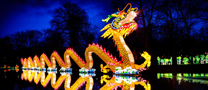 Franklin Square's Chinese Lantern Festival Will Feature a Beer Garden