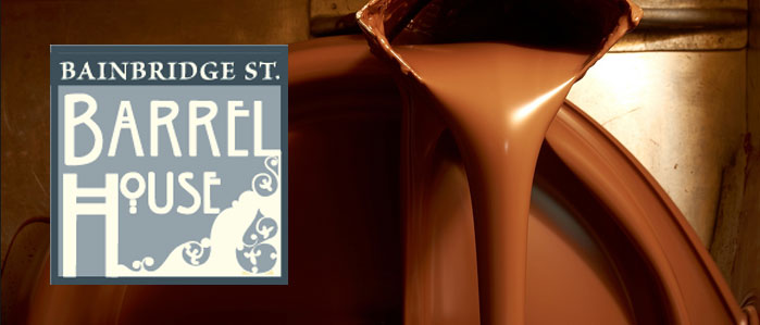 Chocolate Beer Night at Bainbridge Street Barrel House