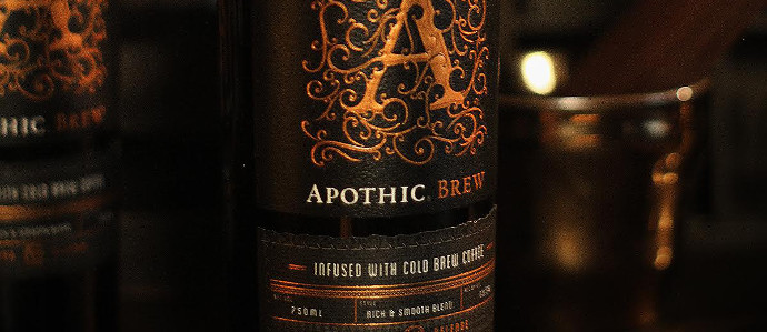 Get a Buzz on While Getting Buzzed with Apothic's Cold Brew Red Wine
