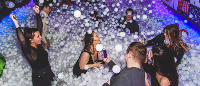 Ball Out When the Ball Drops This New Year's Eve at Concourse Dance Bar, December 31