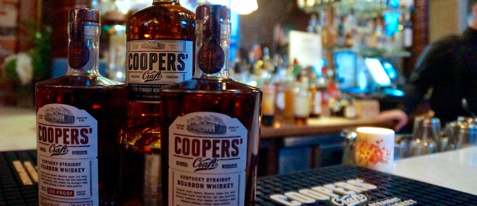 Coopers' Craft Bourbon Is Now Available in Pennsylvania With a New Barrel Reserve Expression