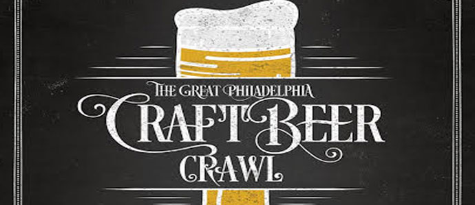 Spend the Day in Fairmount at The Great Philadelphia Craft Beer Crawl, June 7