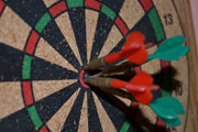 Get Social this Summer with Cav's Headhouse's Summer Dart League