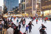 Dilworth Park Wintergarden Maze and Rothman Ice Rink Now Open