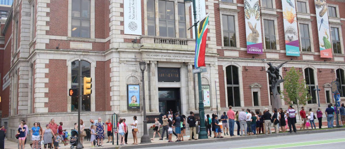 Academy Of Natural Sciences Philadelphia Admission