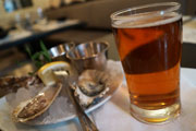 Drink Philly Exclusive Deal: Free Craft Beer And Oyster Sampler at Doc Magrogan's