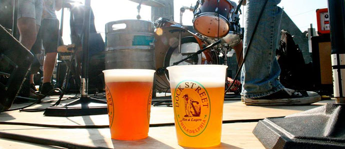 Round Out Philly Beer Week with Dock Street's 6th Annual PBW Music Fest, June 8