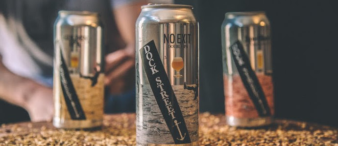 Dock Street Brewery is Opening a New Canning Annex & Tasting Room
