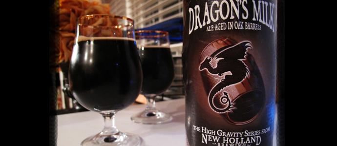 New Holland Brewing: Dragon's Milk