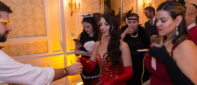 Drink Philly's Cocktails & Clue Party Recap [PHOTOS]