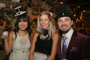 Recap: Drink Philly's First Mad Hatter Whiskey Tea Party at the Magic Gardens