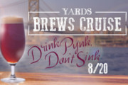 Hop Aboard the Spirit of Philadelphia's Drink Pynk, Don't Sink Cruise, Aug. 20