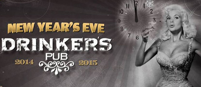 Drinker's Pub New Year's Eve