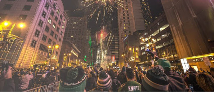 Bars Offering Specials for the Eagles Super Bowl Victory Parade