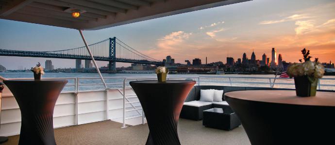 Celebrate Valentine's Day on the Spirit of Philadelphia's Upscale Freedom Elite Yacht, February 14-17