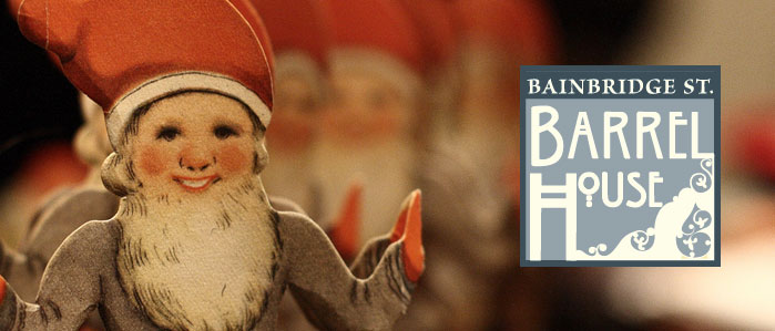 Battle of the Christmas Elves, Bainbridge Street Barrel House, Dec 17