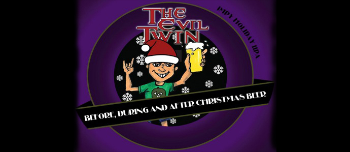 Evil Twin's Before, During and After Christmas