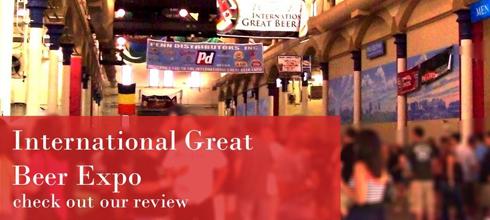 International Great Beer Expo 2009