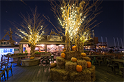Morgan's Pier Hosts Their 2nd Annual Fall Fest Now Through October 29