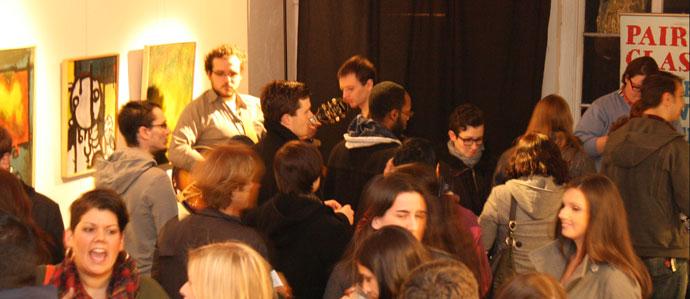 First Friday January 2012 Recap (57 photos)