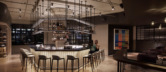 Fitler Club is Now Open & Features Multiple Bars, A Restaurant from Marc Vetri, A Luxury Hotel, & More