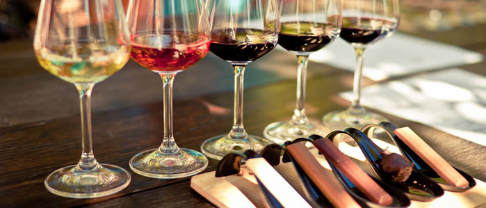 Wine & Chocolate Edition of Friday Night Flights, Feb 7 at Ristorante Panorama