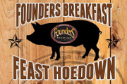 Start Your Weekend Right at Heritage's Founders Breakfast Hoedown, Nov. 21