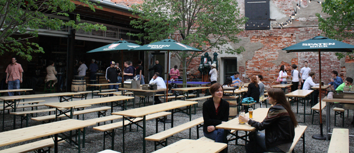 Frankford Hall Opens Its Doors