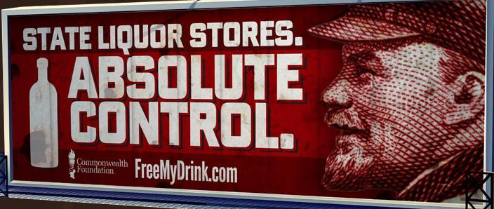 Free My Drink?