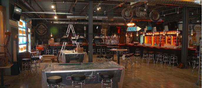 Garage's New Location in Fishtown is Now Open