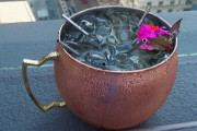 Finally, A 10-Pound Moscow Mule Exists in New York City