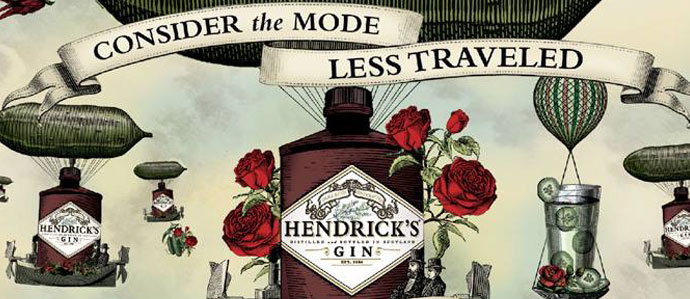 Take a Stroll Through Rittenhouse with the Hendrick's Gin Peculiar Promenade, June 5