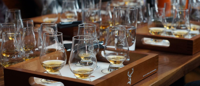 Join Glenfiddich Ambassador Tracie Franklin for a 15 Year Solera Reserve Dinner at ITV, October 17
