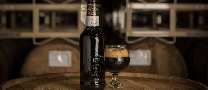 Goose Island's Annual Bourbon County Stout Release Will Take Place at Philadelphia's Bell Beverage, November 23