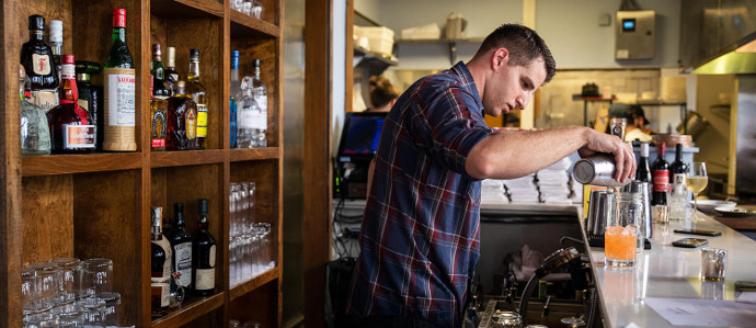 Helm Opens Rittenhouse Location With a Full Bar & Locally Sourced Menu