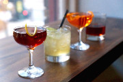 Helm Rittenhouse Has a New Cocktail Program & Happy Hour