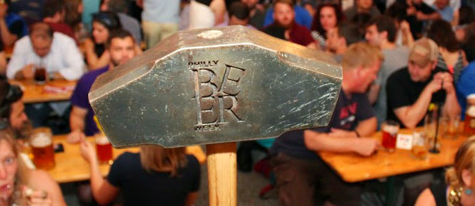Follow the Hammer of Glory Relay Around Philly, June 3