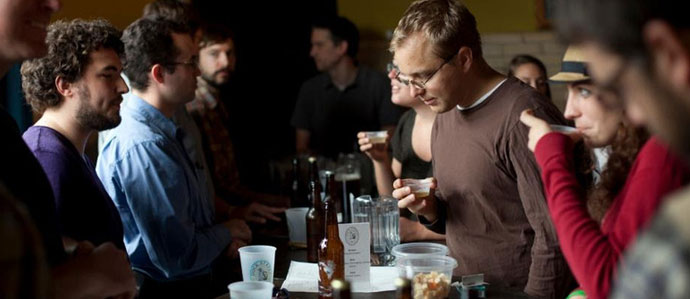 Drink Local at the 3rd Annual West Philly Homebrew Competition at Dock Street Brewing, April 27