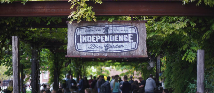 Independence Beer Garden is Hosting a Beer-Filled Bocce Tournament, June 23