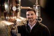 Behind the Bar: Jared Adkins of Bluebird Distilling