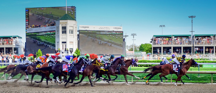 Where to Watch the 143rd Kentucky Derby in Philadelphia