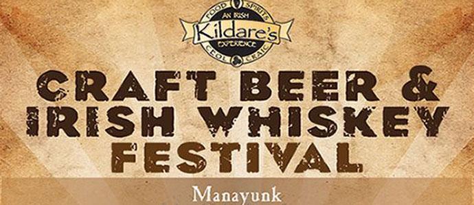 Kildare's Manayunk Craft Beer & Irish Whiskey Festival