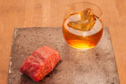A Bar in London Has a Cocktail Made With Kobe Beef