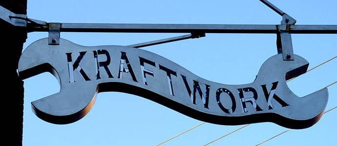 Kraftwork: A New Favorite in Fishtown