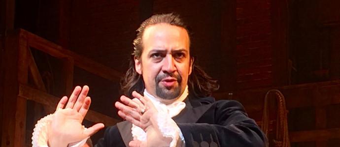 Lin-Manuel Miranda Will Retell Hamilton's Story on Drunk History