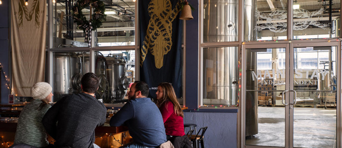 Ring in 2019 at Mainstay Independent, Delaware Avenue's Newest Brewery